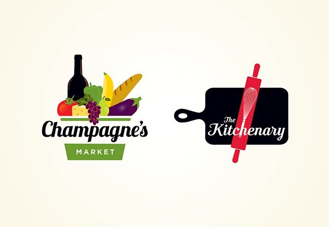 Champagnes Kitchenary